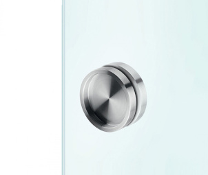 Stiklo durų rankenos